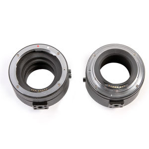 Image 3 - FOTGA Set di tubi di prolunga automatici Macro in metallo DG per obiettivo CANON EF 13mm 20mm 36mm