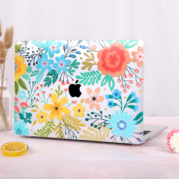 Floral Case for MacBook 4