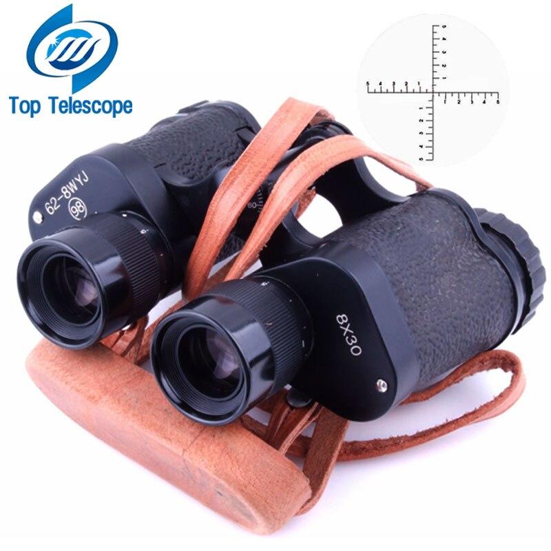 Binoculars rangefinder 8x30 Hunting Telescope laser ...