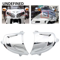 Motorcycle Headlight Cover Trim Front Fairing Trim For Honda Goldwing Gold Wing GL1800 GL 1800 2006 2014 2013 2012 UNDEFINED