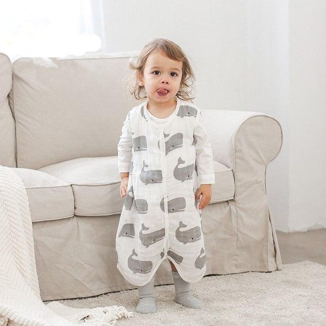 50ee41523 cheaper 7e4ea cf725 kid pajamas baby bag sleepers autumn winter ...