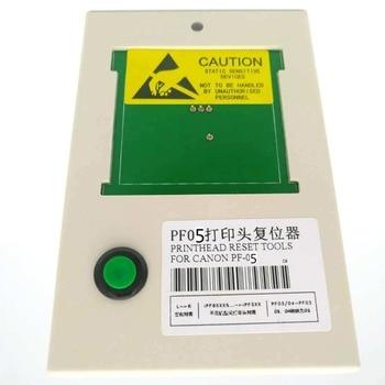Cabeça de Impressão Para Canon Resetter PF-05 Vilaxh Redefinição do cabeçote de impressão para Canon IPf 6350 IPF8300 IPF6300 8300 s 8400 9400 6400 6450 6460