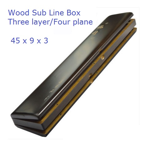 Paulownia wood Box for hang Sub Line or for small buoy in Taiwan Fishing