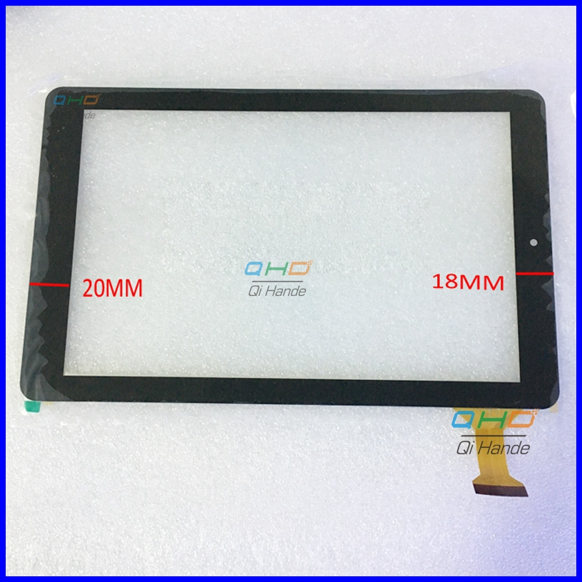Black New For 10.1'' Inch RCA 10 Viking Pro RCT6303W87D Capacitive Touch Screen Touch Panel Digitizer Panel Replacement Sensor