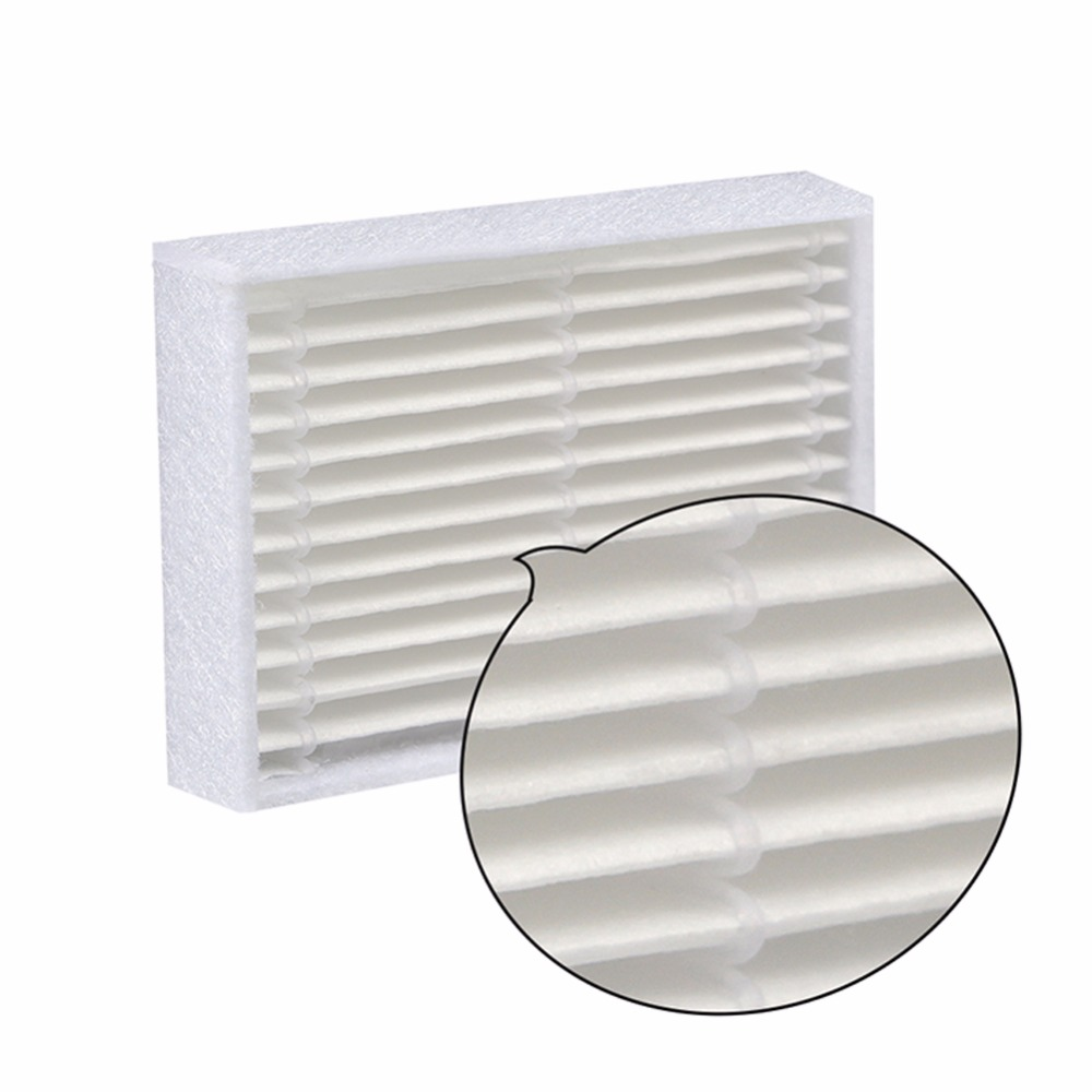 Home Appliance Parts 10pcs High Quality Replacement Hepa Filter For Panda X600 Pet Kitfort Kt504 For Robotic Robot Vacuum Cleaner Accessories/ Parts