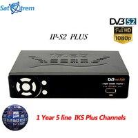 원래 IPS2 플러스 위성 수신기 전체 1080 마력 DVB-S2 HD