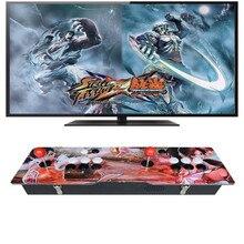 Marwey arcade moonlight box game console 960 classic games 2 players acrylic board metal box joystick