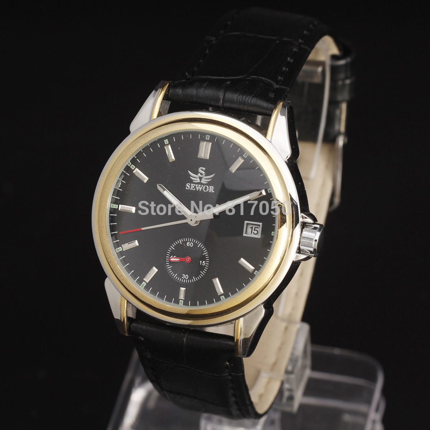 New discount Leather Watch 11