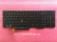 New Original laptop Lenovo ThinkPad E580 L580 Backlit Keyboard with Trackpoint US English 01YP600