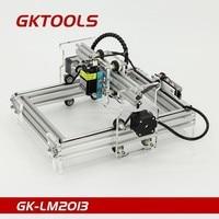 GKTOOLS 500mW 2500mW 5500mW 20 13cm Mini CNC Wood Laser Engraver Cutter Engraving Machine DIY Acrylic