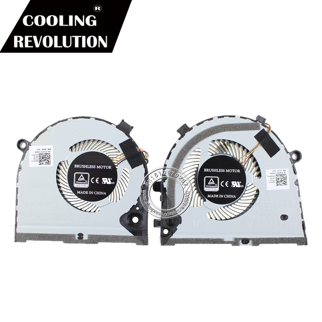 US $20 9 5% OFF|NEW CPU+GPU COOLING FAN FOR Dell G5 15 5587 (G5587) DP/N  0TJHF2 DP/N 0GWMFV-in Fans & Cooling from Computer & Office on  Aliexpress com