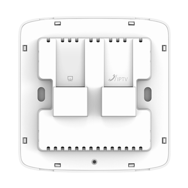 TP-Link 300MBbps AP Wireless Access Point Indoor Wall Embedded Wireless WiFi Router repeater TL-AP300I-DC 9VDC/0.6A DC power 5