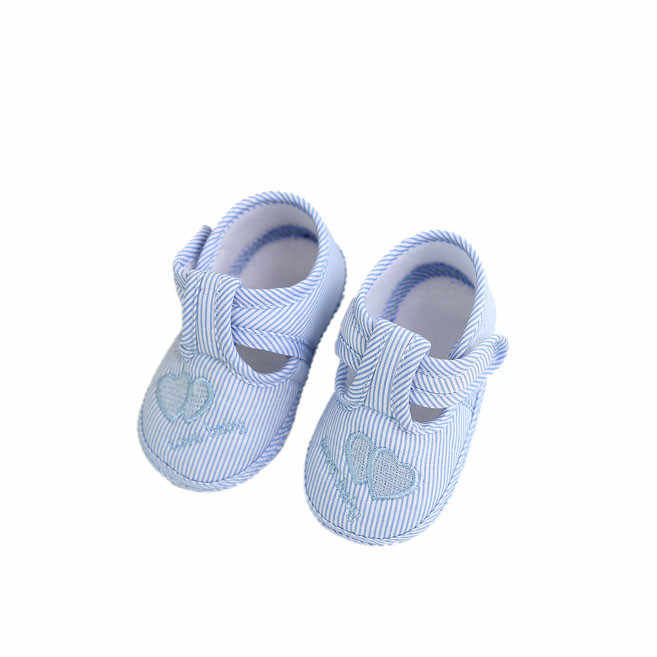 SZYADEOU 2019 Newborn Girl Boy Soft Sole Crib Toddler Shoes Canvas Sneaker  Детская обув wholesale L4