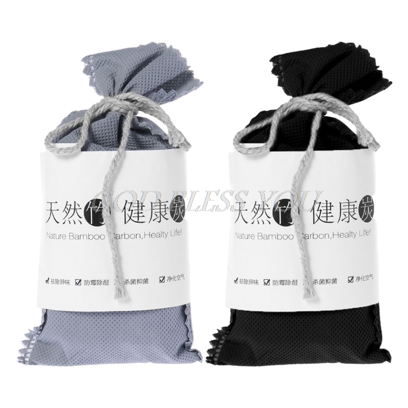 High Quality Car Home Odor Absorber Bamboo Charcoal Activated Carbon Air Freshener Deodorant