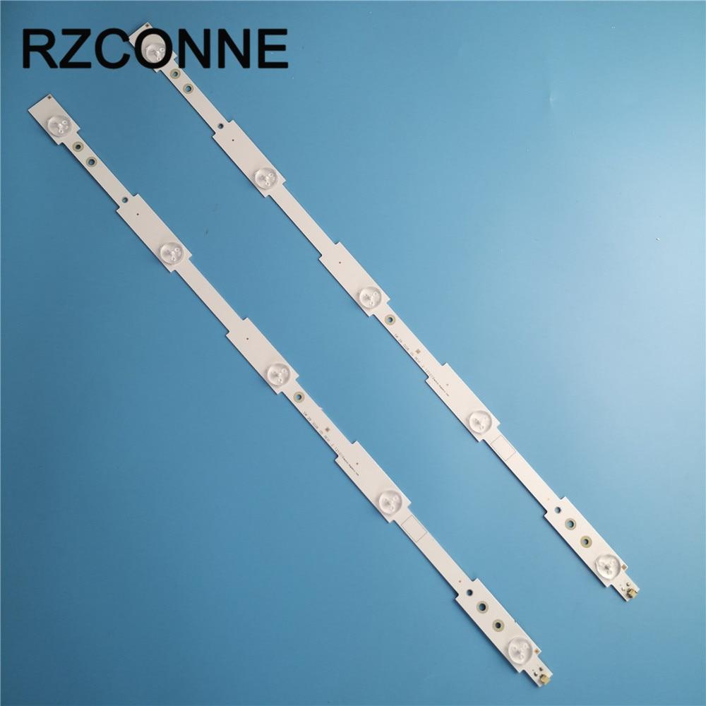 533mmx20mm LED Backlight Lamps Strips 5 Lamps For Hisense 29'' TV SW29 3228 05 REV1.2 121019