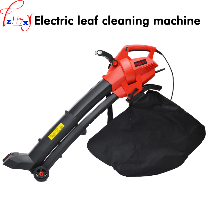 Electric blown leaf suction machine 3000W handheld electric leaf cleaning machine with 20m extension cord 220V 1PCElectric blown leaf suction machine 3000W handheld electric leaf cleaning machine with 20m extension cord 220V 1PC