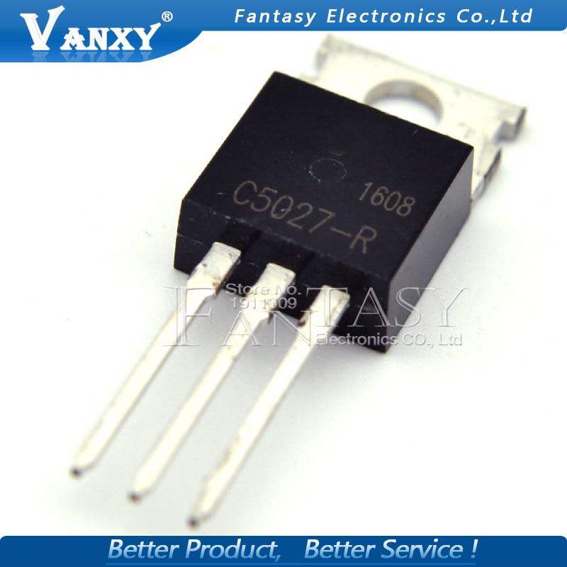 10PCS 2SC5027 TO220 C5027 TO-220 Transistor