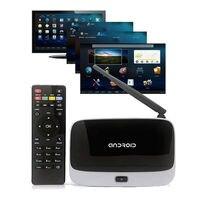 Popularne CS918 Quad Core TV box Android 4.4 2 GB RAM 8 GB ROM WIFI Bluetooth RK3229 4 K Cyfrowy Dekoder Brazylia Rosja USA itd