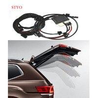 STYO багажник автомобиля авто легко открыть системы стопы сенсор и провода для Tiguan Atlas Teramont, 2017 2018