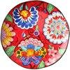 Hand-painted Bohemian Ceramic Tableware