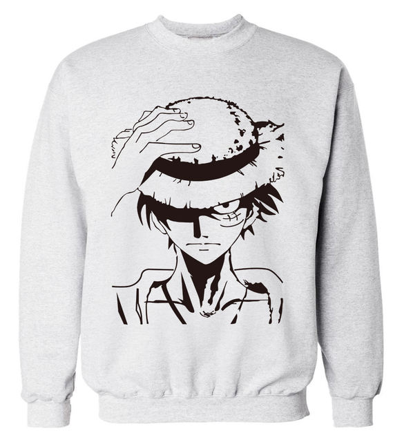 One Piece Luffy Sweatshirts (8 Colors)