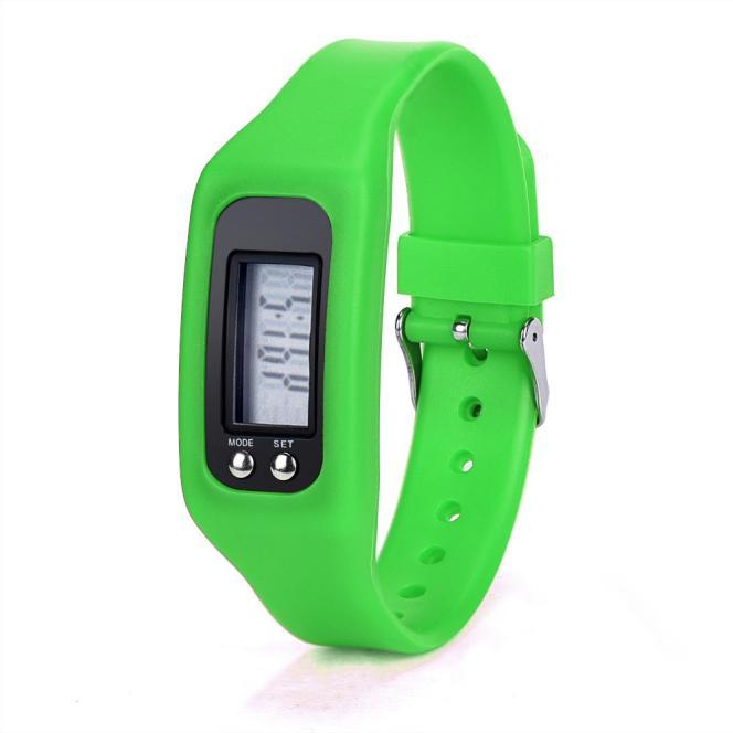 Nouveau mode montre bande de Silicone montres numériques décontracté luxe Simple petite taille sport affaires montre-bracelet LED pour dames