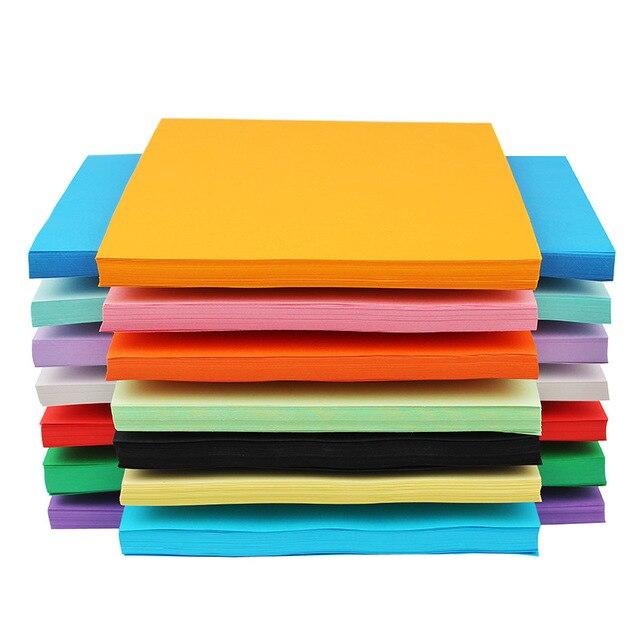 120gsm 100pcs High Quality A4 Colorful Kraft Paper Diy Handmake Card