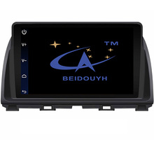 BEIDOUYH Android 10.2 inch Car GPS Navigation for Mazda CX5 2015 SWC/mirror link/DVR/RDS radio/WIFI/OBD2 Automobile navigator