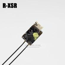 FrSky R XSR/RXSR 超 SBUS/CPPM 切替 D16 16CH ミニ冗長性受信機 RX 1.5 グラム rc トランスミッタ TX ドローンモデルドローン