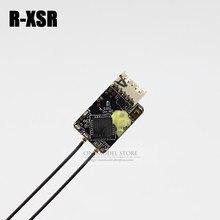 FrSky R XSR/RXSR Ultra SBUS/CPPM değiştirilebilir D16 16CH Mini yedekleme alıcı RX 1.5g RC verici TX Drone modelleri Drone