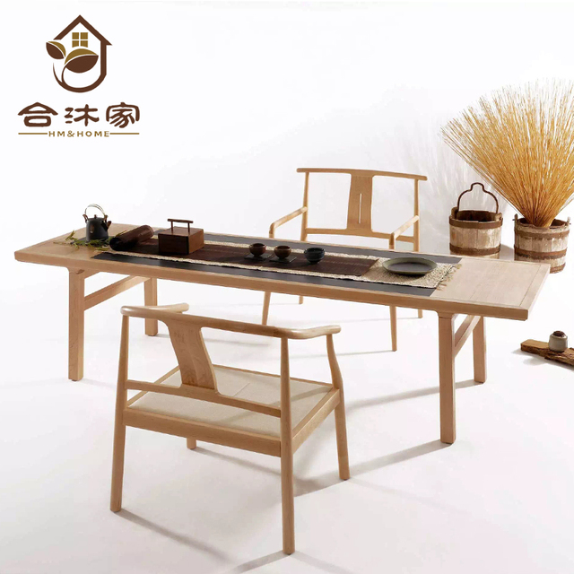 Spot New Chinese Tea Tables And Chairs Combination Of Antique Wood Coffee  Table Room Custom Furniture