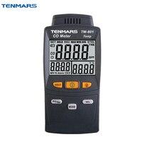 TENMARS TM 801 CO метр тестер