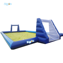 Inflatable Biggors Inflatable Soap Field Inflatable Football Field For Sale