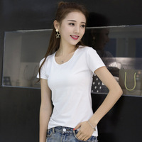 2019 Fashion Letter Print T Shirt for Womens Summer T shirt Casual Short Sleeve Brand Design Classic Tops Tee Clothing