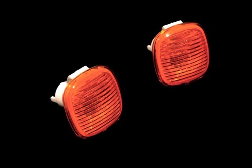 Amber Side Marker Light for <font><b>audi</b></font> <font><b>A8</b></font> 4D image