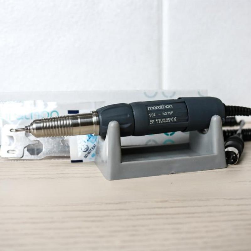 Original South Korea Micromotor Handle Saeyang SDE-H37SP Micro Motor Hand Shank 3pcs dental lab jewery 35000rpm electric micromotor motor carving for machine micromotor saeyang of south korea