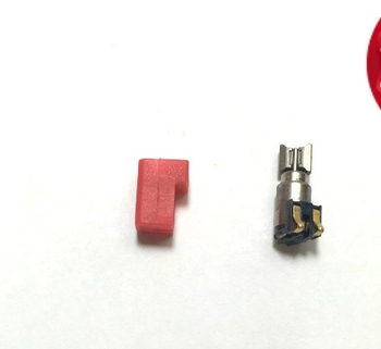 0406 Vibration motor, pager motor with connector for beauty bar, phone, sextoy 3v 16000ppm
