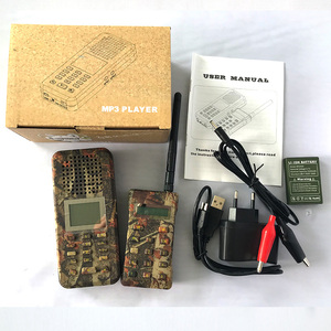 Image 3 - BK1519RT Decoy Bird Caller Built in 150 Bird Sounds Hunting Decoy Hunting  20W 126dB Loud Speaker mp3 Player with Remote Control