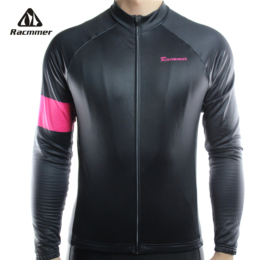 Racmmer 2019 Cycling Jersey Long Sleeve Mtb Clothing Bike Wear Clothes Kit Bicycle Maillot Roupa Ropa De Ciclismo Hombre #CX-23Racmmer 2019 Cycling Jersey Long Sleeve Mtb Clothing Bike Wear Clothes Kit Bicycle Maillot Roupa Ropa De Ciclismo Hombre #CX-23