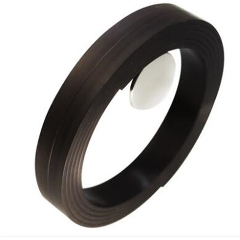 Zion 1m 5m 15 x 2mm super flexible magnetic stripmagnet strip rubber magnet tape width 15mm thickness 2mm for school home 15 2 1 meter self adhesive flexible magnetic strip 3m rubber magnet tape width15mm thickness 2mm 1mx15mm x 2mm