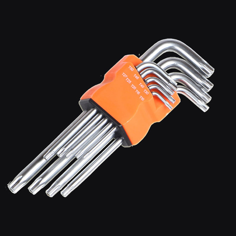 Wrench Set  Allen Key Combination Spanner Wrench Tool T Handle Hex Key Hexagon Set Hand Tools Wrenches 7pieces metric ratchet handle wrench set spanner gear wrench key tools to car bicycle combination open end wrenches 8mm 18mm