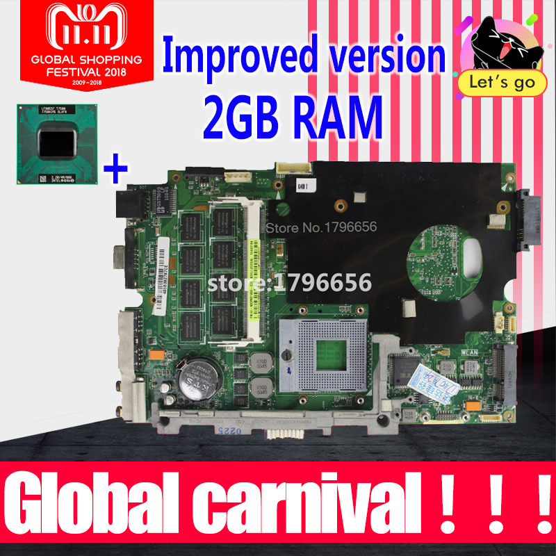 stable quality! send cpu + with 2GB RAM for asus K40IN K40IP K50IN K50IP K50AB K40AF K50AF K40AB K40AD K50AD laptop motherboard gzeele new laptop lcd back cover case for asus k50 k50ab k50ad k50ae k50af k50c k50i k50id k50ij k50in k50il k50ip k50ie a shell