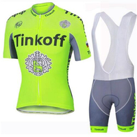 2018 Saxo Bank Tinkoff Cycling Clothing/Cycle Clothes Wear Ropa Ciclismo Cycling Sportswear/Racing Bike Clothes Cycling Jersey