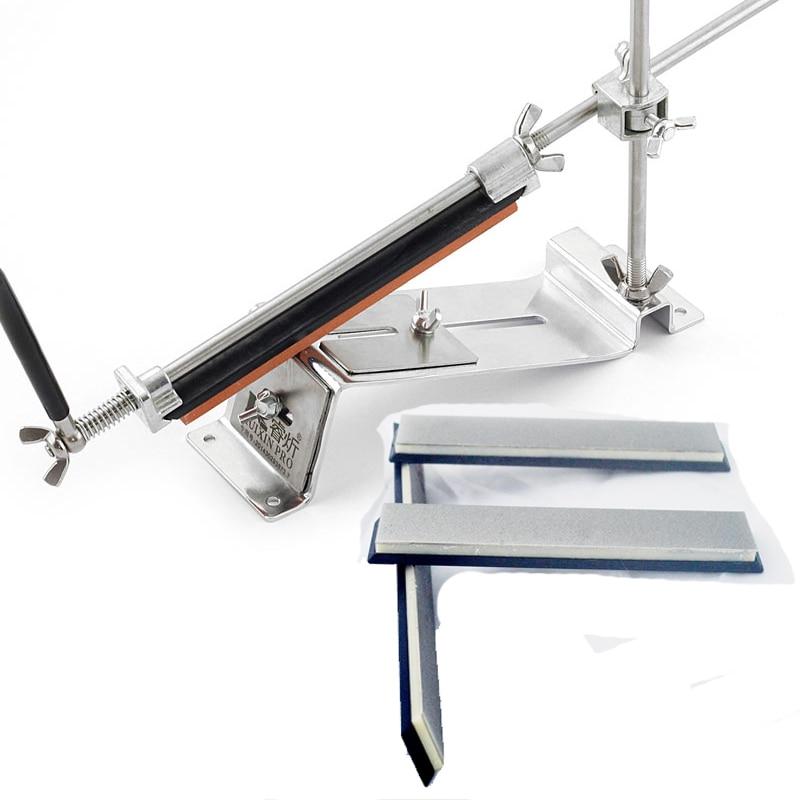 Sy tools practical diamond whetstone set Chef Knife apex sharpener 200 500 800 Grit