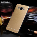 Romiky for samsung A3 A5 A7 j1 j3 j7 2015 aluminum metal case for samsung galaxy j7 j3 j1 J5 Prime A3 A5 A7 2017 2016 covers