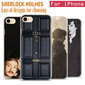 Sherlock Holmes Originality Phone Case Cover Shell Personality Phone Bag For Apple iPhone 7PLUS 7 6SPLUS 6S 6PLUS 6 5 5S SE 4S