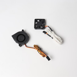 Sunon V1/V2 hotend 5V MK3 ventilador de refrigeração e ventilador turbo para Prusa i3 impressora 3d