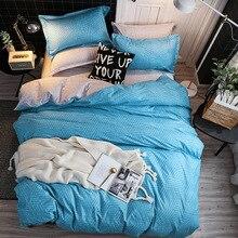 Europe, America,Japan Rio&Fairy tale  three Sheet Full Size Pillowcase&Duvet Cover Sets 3&4 pcs bedding set luxury
