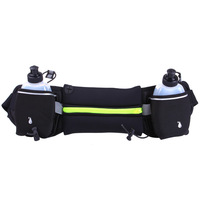 Waist Bag men belt Bag bottle pocket Waist Pack waterproof anti theft fanny pack Bum Pouch crossbody bag for women bolso cintura