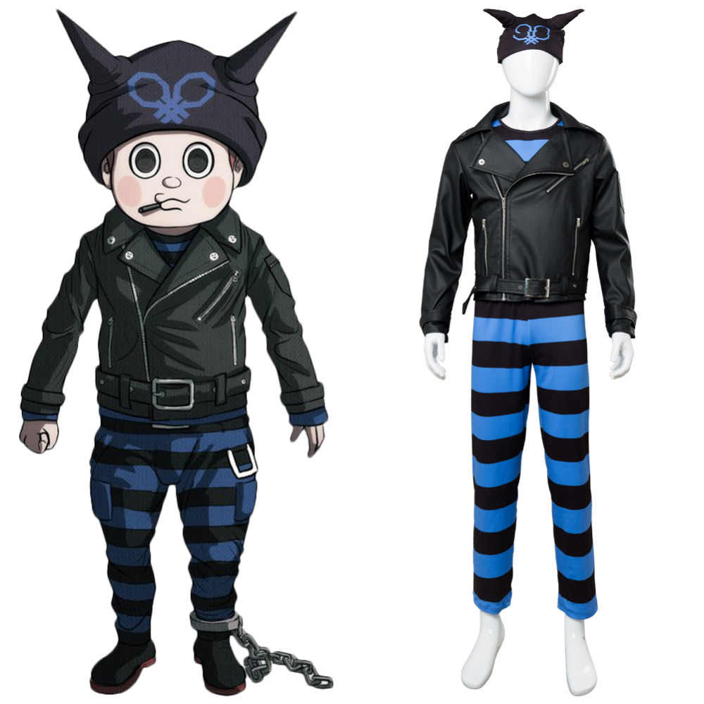 Game Danganronpa V3 Killing Harmony Ryoma Ryouma Hoshi Cosplay Costume Suit Knit Hat Halloween Carnival Cosplay Costumes Game Costumes Aliexpress Read i'll prove it to you. game danganronpa v3 killing harmony ryoma ryouma hoshi cosplay costume suit knit hat halloween carnival cosplay costumes